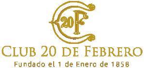 Club 20 de Febrero desde 1858